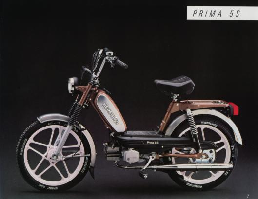 Batavus moped 13
